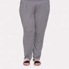 Летние свободные брюки Ulla Popken 0