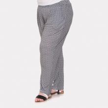 Летние свободные брюки Ulla Popken 1