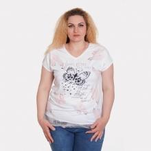 Женская футболка Luizza 0