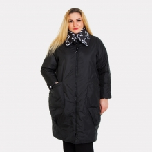 Двустороннее зимнее пальто Maya Longa 0