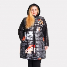 Женское зимнее пальто AY-SEL 0