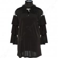Нарядная блуза Luizza 0