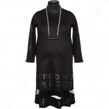 Женское платье Darkwin с украшением 0