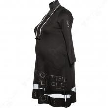 Женское платье Darkwin с украшением 1