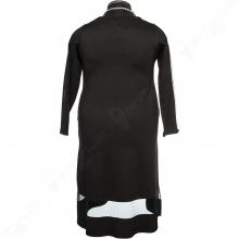 Женское платье Darkwin с украшением 2