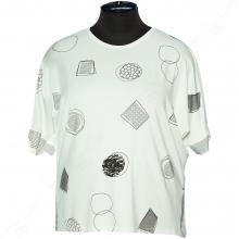 Женская футболка frezia 0