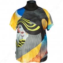 Женская футболка GIYAS 0