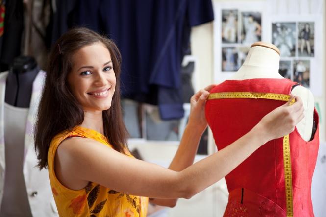 Подробная инструкция как замерить и правильно подобрать женскую одежду больших размеров.