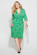 Стильний і модний жіночий одяг великих розмірів